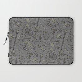 Inventory in Grey Laptop Sleeve