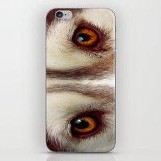 the eyes iPhone & iPod Skin