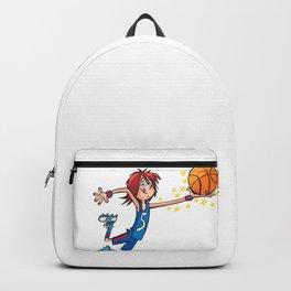 Basket Player Backpack