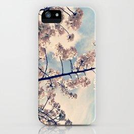 Spring Arrives iPhone Case