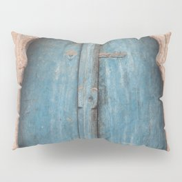 Doors Of India 2 Pillow Sham