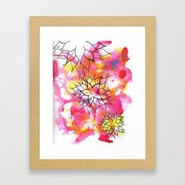 Watercolour 01 Framed Art Print