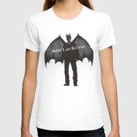dean winchester T-shirts featuring  Dean Winchester, demon Dean  by Teya Ross