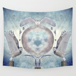 Whispers of my imagination Wall Tapestry