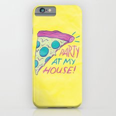 Party at My House Slim Case iPhone 6s
