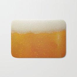Beer Bubbles Bath Mat