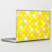 banana Laptop & iPad Skins featuring Banana by JPeG