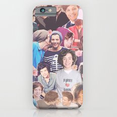 Harry and Louis - Larry Stylinson iPhone 6 Slim Case
