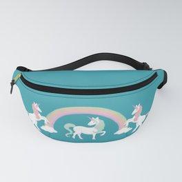 It's magic! Unicorn Fanny Pack