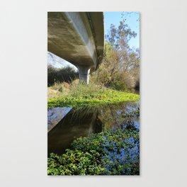 SDRV   Estuary Canvas Print
