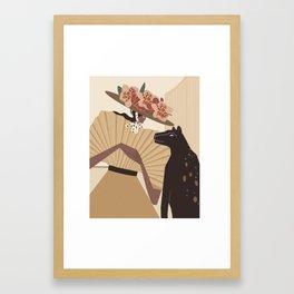 Jane Porter Framed Art Print