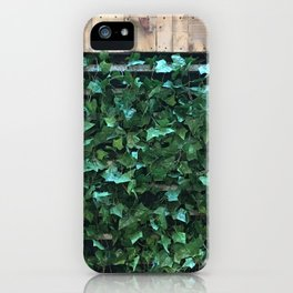 Greenwood. Fashion Textures iPhone Case