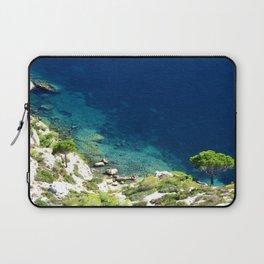 Seaside Cassis Laptop Sleeve