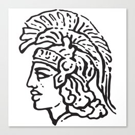 Minerva Canvas Print