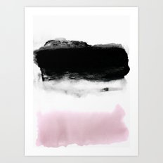 Memory/Feeling Art Print