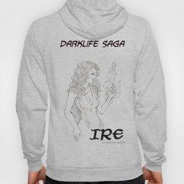 DarkLife Saga Characters: Irulan  Hoody