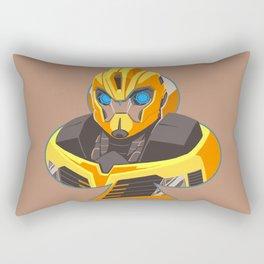That Yellow Guy Rectangular Pillow