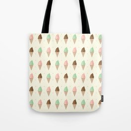 Ice Cream - Whipped Tote Bag