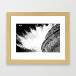 Gardjola Framed Art Print