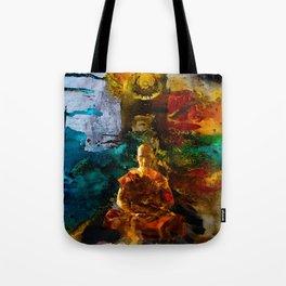 Monk Trip Tote Bag