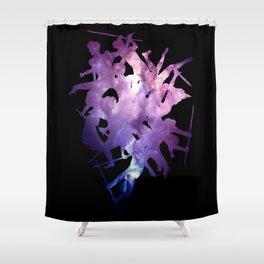 Dynamo Space Shower Curtain