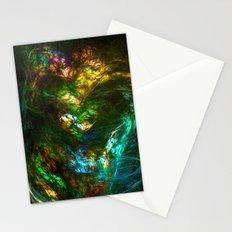 Summer swirl Stationery Cards
