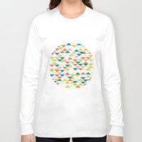 colombia Long Sleeve T-shirts featuring Colombia by Menina Lisboa