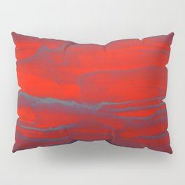 The Last Burning Sparkle Of The Day Pillow Sham