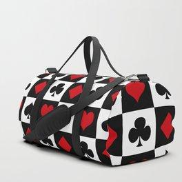 Playing card Duffle Bag