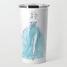 Floating Dress Travel Mug