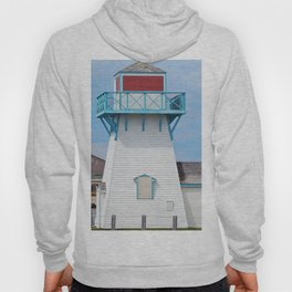 Boarded  Up Lighthouse in Summerside Hoody