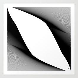 LinesV/ Art Print