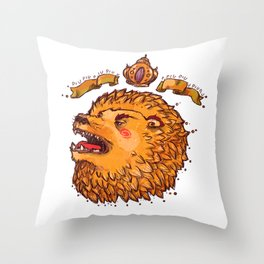 piu Throw Pillow