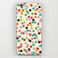 Confetti #1 iPhone & iPod Skin