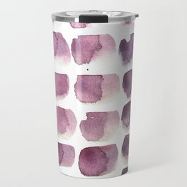 brushstrokes Travel Mug