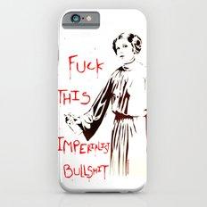 fuck this imperialist bullshit iPhone 6s Slim Case