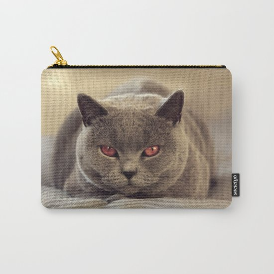 Superstar Diesel the Cat ! Carry-All Pouch