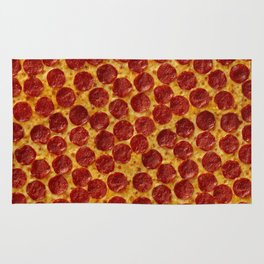 Pizza Pepperoni Rug