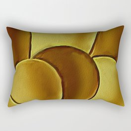 The Golden Eggs Rectangular Pillow