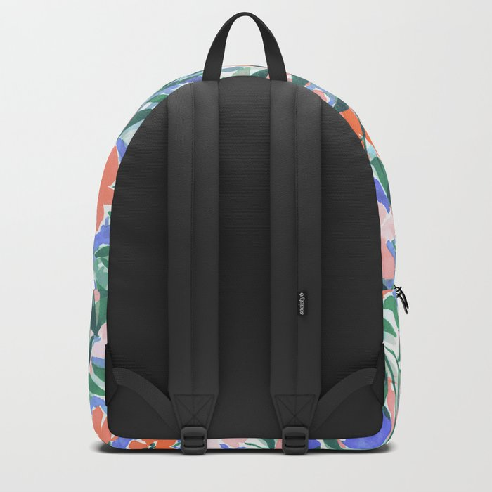 Nonchalant Coral Backpack