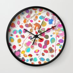 wildrose 5 Wall Clock