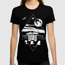 Maousoleum under the Full Moon T-shirt