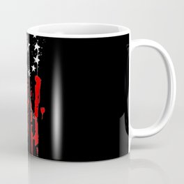 Old World Flag Coffee Mug