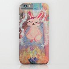 Namaste Bunny Slim Case iPhone 6s