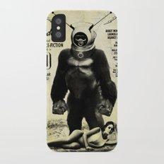 Robot Monster iPhone X Slim Case