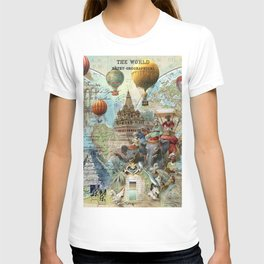 The World Traveller T-shirt