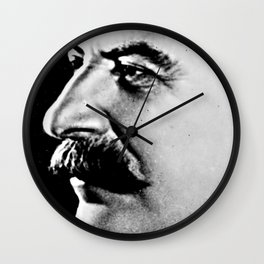 Joseph Stalin, Secretary-general of the Communist party of Soviet Russia (1942) Wall Clock