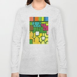 The Filling Line Long Sleeve T-shirt
