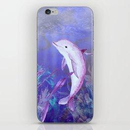 Underwater World **3 iPhone Skin