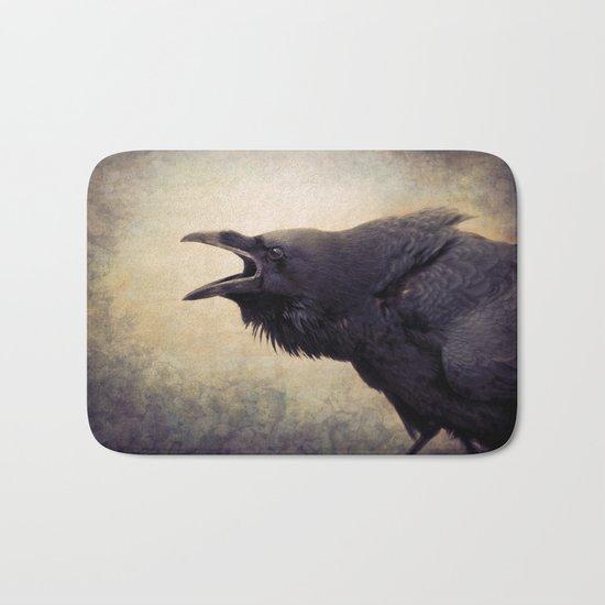The Raven Bath Mat